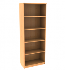 Cabinet rack for documents