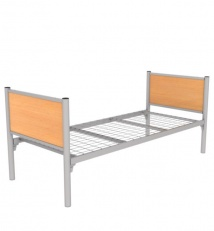 "Single metal bed ""Sagittarius 1"""