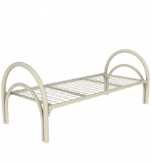 "Single metal bed ""Zodiac 1"""