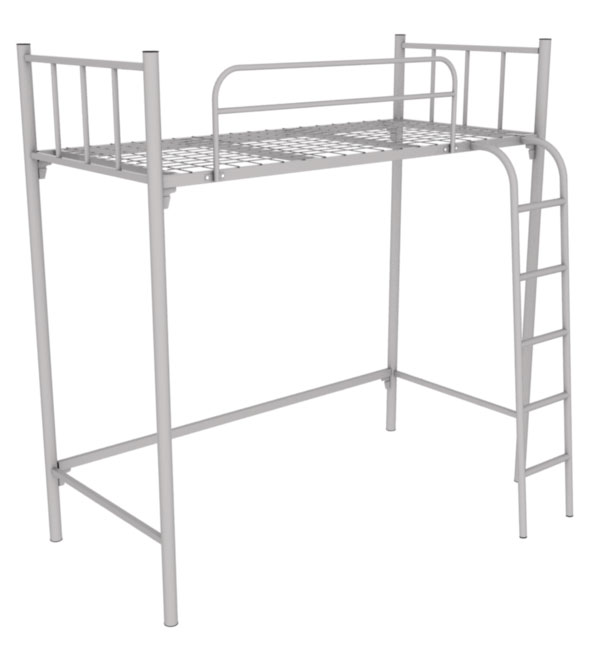 Metal Bed Attic