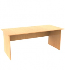 Office single pedestal desk