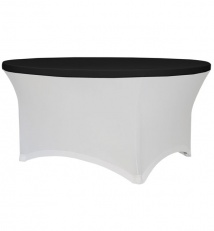 Round table cover (table-top) d150
