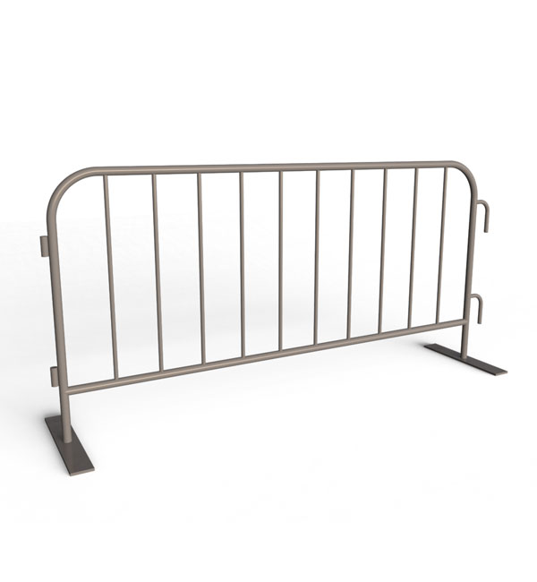 Mobile street fencing