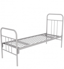 "Army single tiered reversible bed type ""A"", state standard 2056-77"