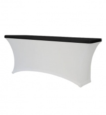 Rectangular table cover (table-top) 120