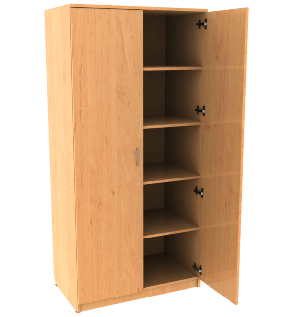 Document Cabinet, double-leaf